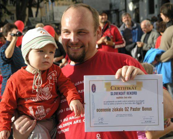 2013-Slovenský rekord