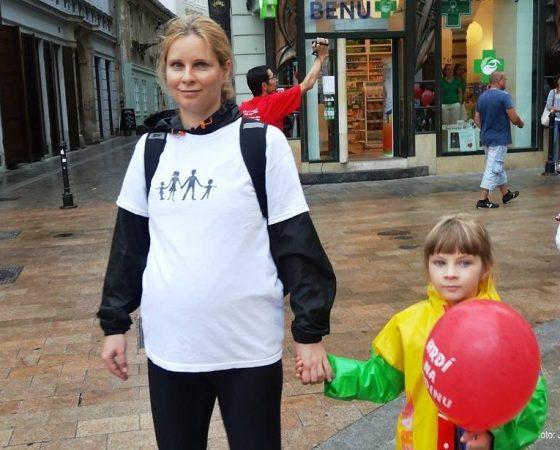 V deň konania Dúhového pridu vytvorí pochod Hrdí na rodinu živú reťaz